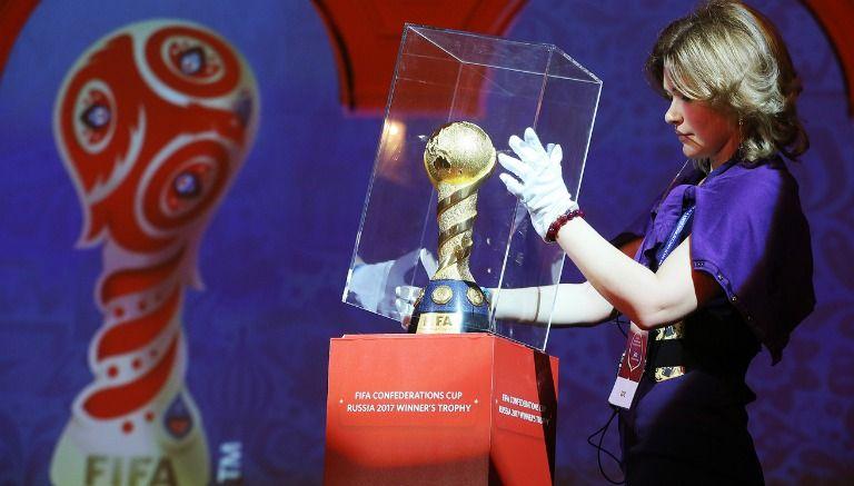 Confederaciones y otros eventos de lujo para un 2017 deportivo