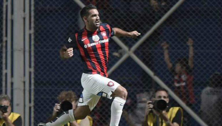 Martín Cauteruccio ya es jugador de Cruz Azul
