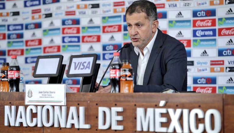 Osorio considera injusto llevar a Chivas como el Tri