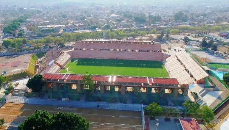 Tecnológico de Oaxaca, nominado al estadio del año