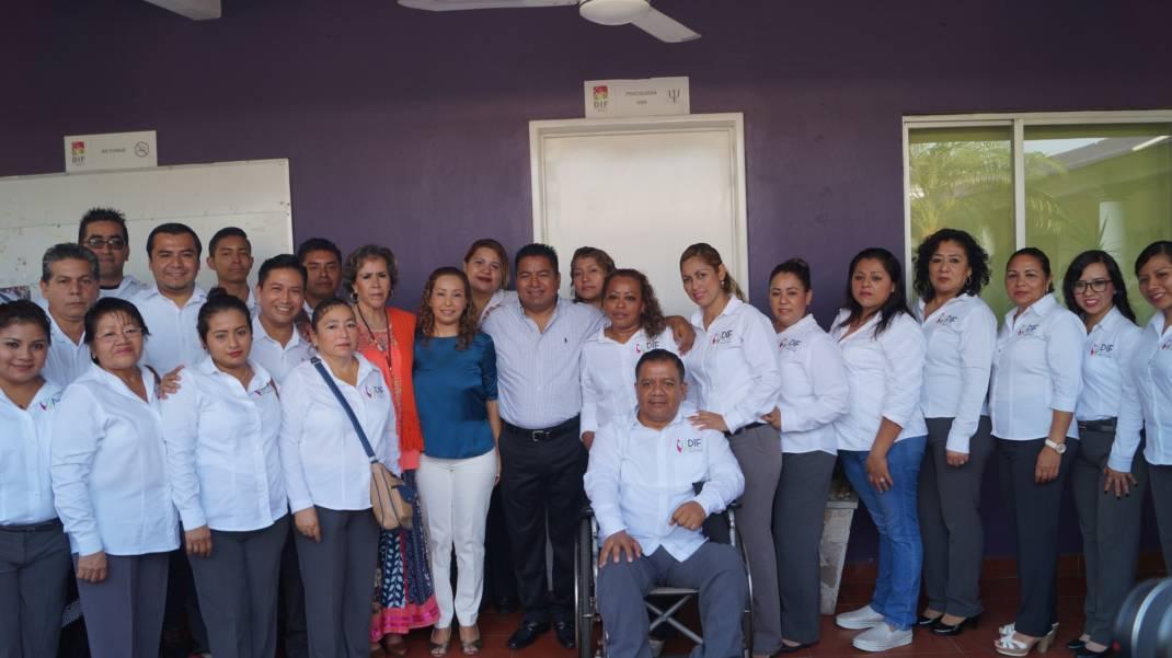 María Luisa Vallejo García toma protesta como Presidenta Honoraria del DIF Tuxtepec
