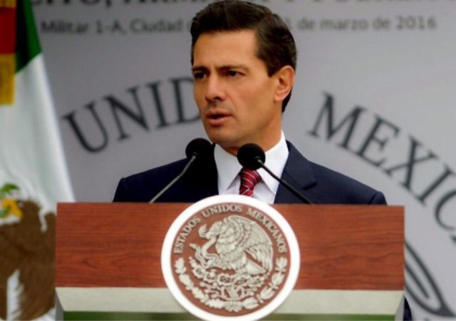 Peña condena agresión a policías en Baja California