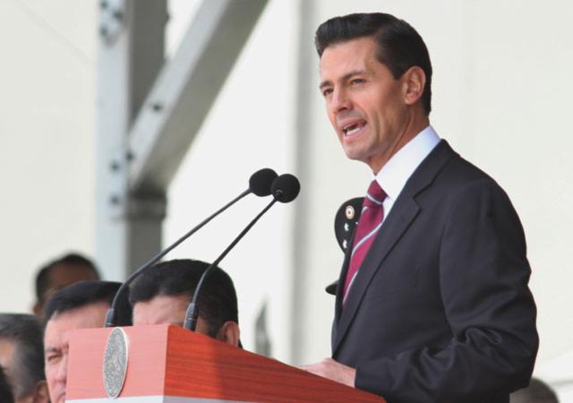 EPN anunciará este lunes acuerdo de protección económica