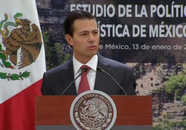 México potencia turística, pero puede mejorar: Peña Nieto