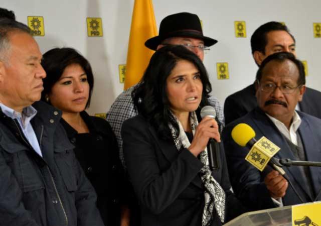 Se cae alianza PAN-PRD en Edomex y Coahuila