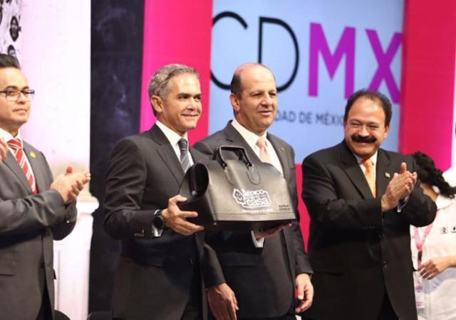 Fundación Carlos Slim y Gobierno de CDMX firman convenio de salud