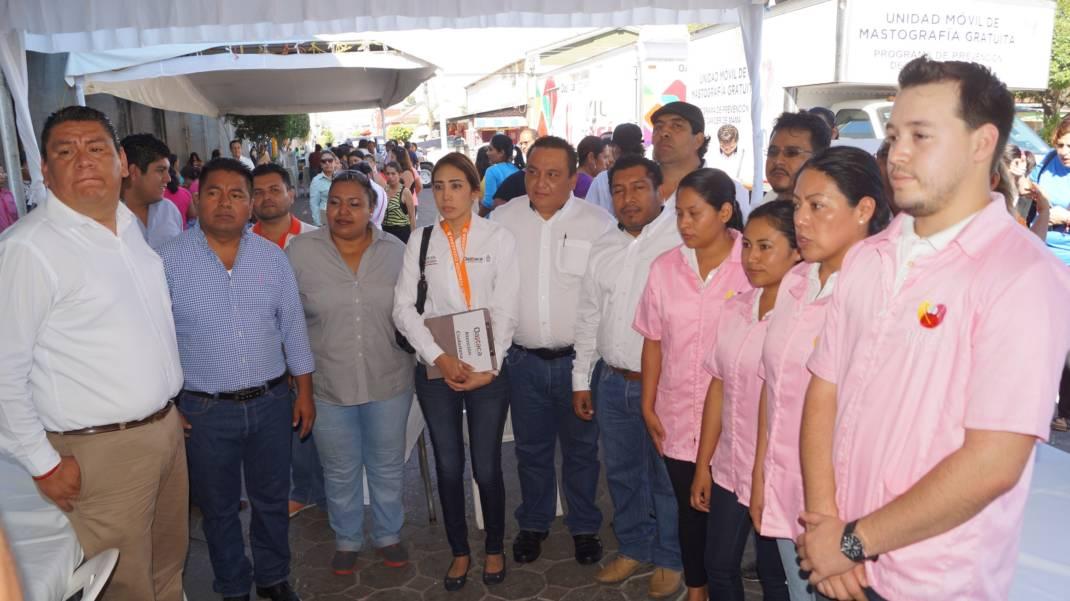 Con voluntad servimos a la gente: Fernando Bautista Dávila