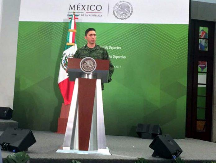 ATLETAS MEXICANOS RECIBEN EL PND 2016