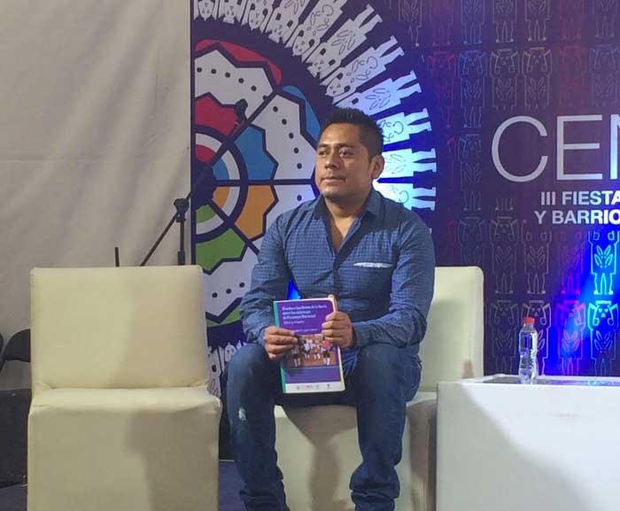 Hacen llamado urgente para rescatar lengua materna en Pinotepa Nacional