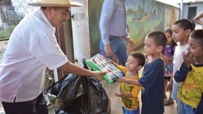 Trabajamos por los sueños de nuestros niños: Beto Ramírez