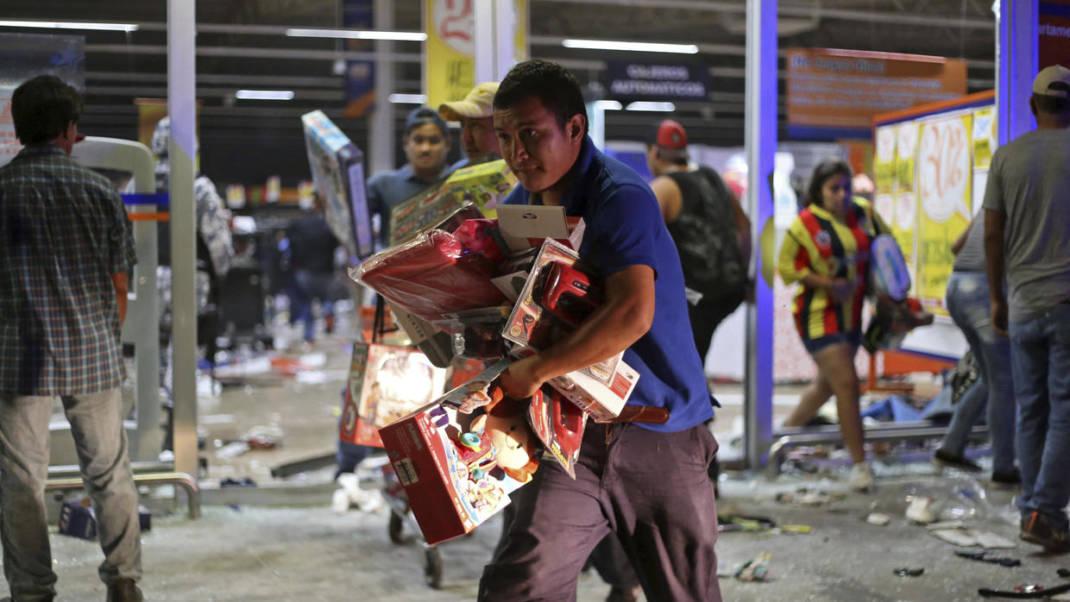 Abren juicio a 83 personas por cometer saqueos en la Ciudad de México tras 'gasolinazo'
