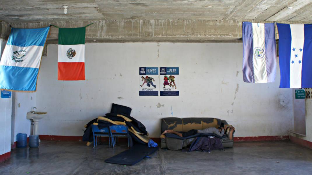 Ante la toma de posesión de Trump, crece la incertidumbre a lo largo de la frontera sur de México