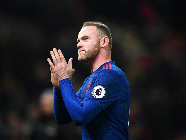 Rooney ya es leyenda con Manchester United