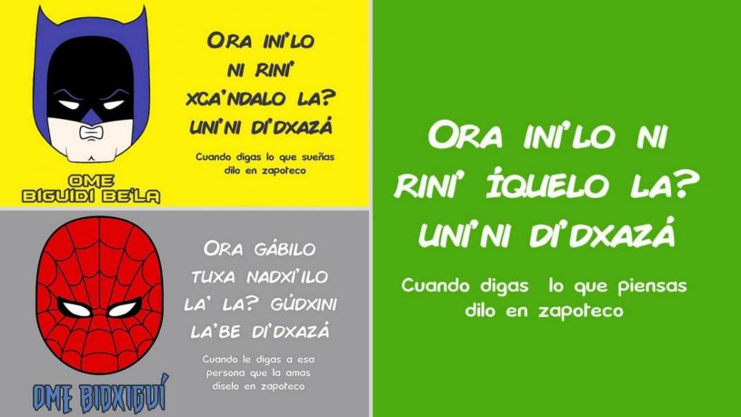 Universitarios crean proyecto para preservar el zapoteco