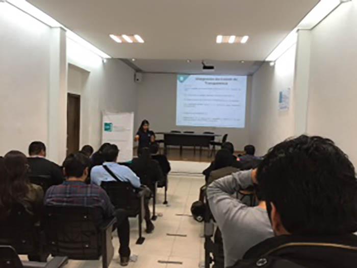 Xoxocotlán comprometido con la transparencia y rendición de cuentas