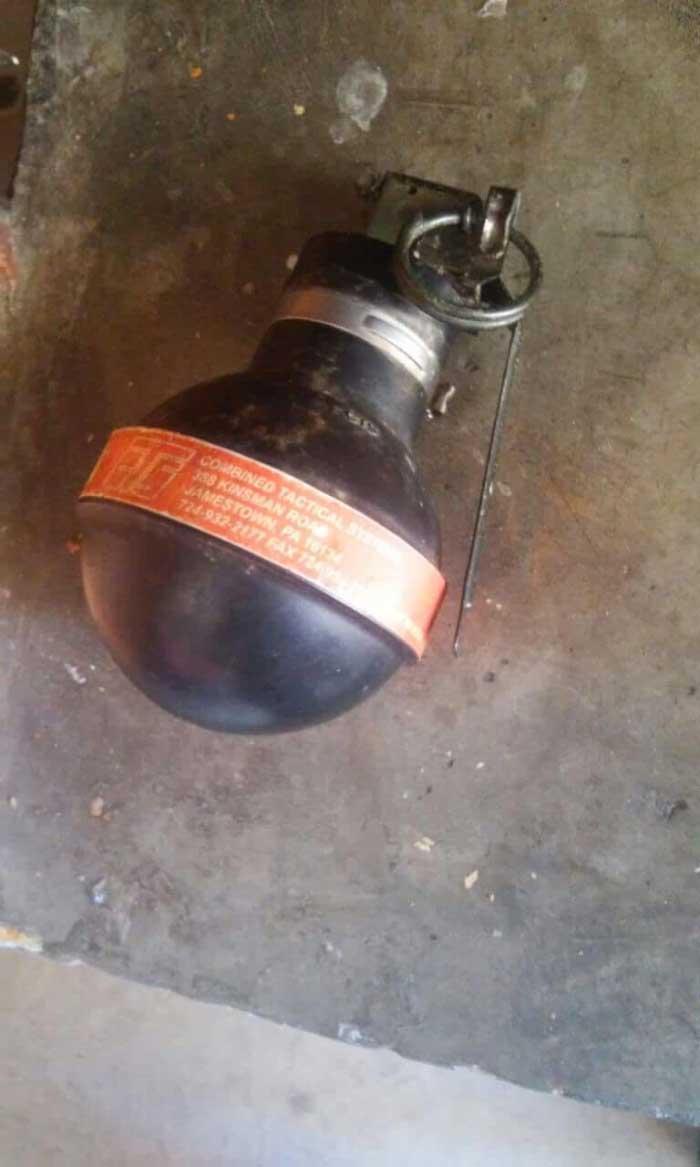 Realiza Ejército Mexicano operativo en terminal de Pinotepa por granada… De juguete