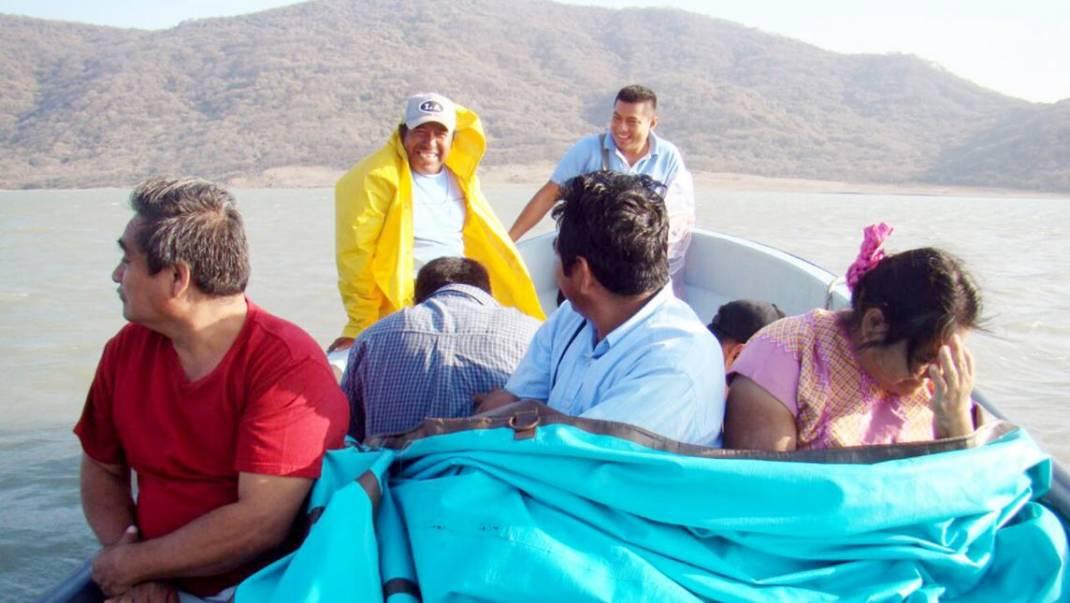 Llaman a intervención de la ONU en Santa María del Mar