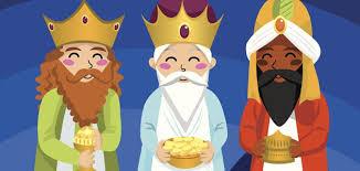Felicitaciones a todos los niños que siguen celebrando el día de reyes magos