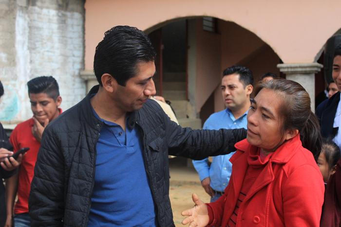 Obras gestionadas por el diputado Francisco Martínez Neri, no fueron concluidas por la anterior administración; Alejandro Jarquín investigará el destino de los recursos gestionados