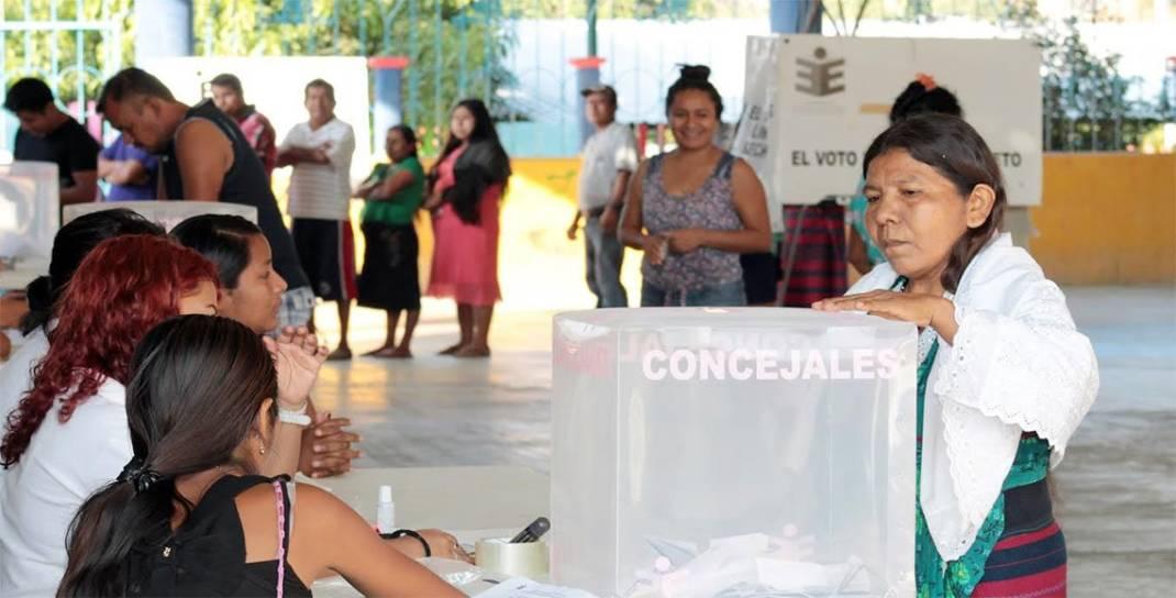 En Oaxaca, 59 mujeres fungirán como presidentas municipales
