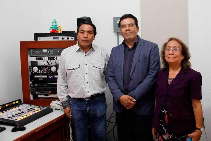Designan a nuevos funcionarios en Radio Universidad, Comunicación Social y Secretaría Particular de la UABJO