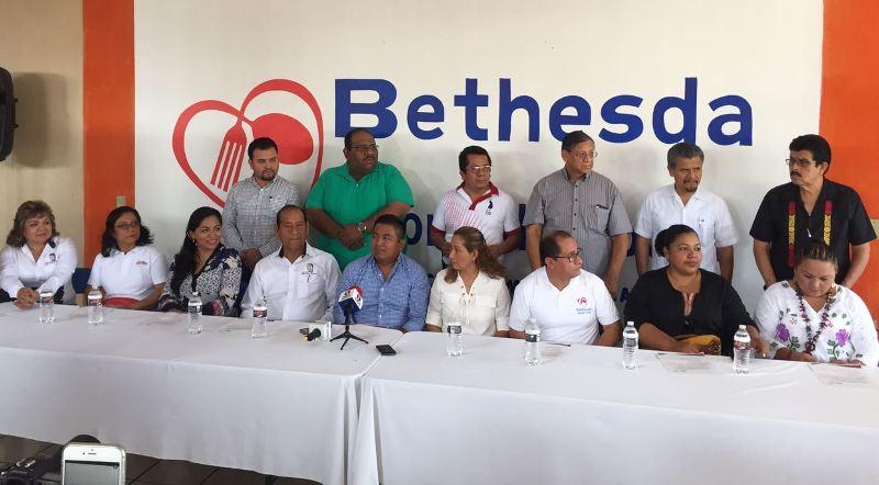 Llama Fernando Bautista Dávila a apoyar a asociaciones civiles