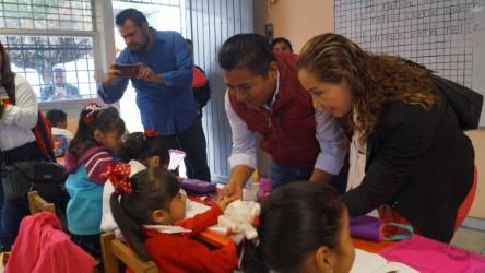 Educación, arma para cambiar entorno y vida de niños: Fernando Bautista
