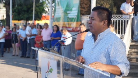 Tuxtepec tiene el respaldo del gobernador Alejandro Murat: Bautista Dávila