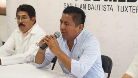 Logra Bautista Dávila etiqueten 19 MDP del PEF para Tuxtepec