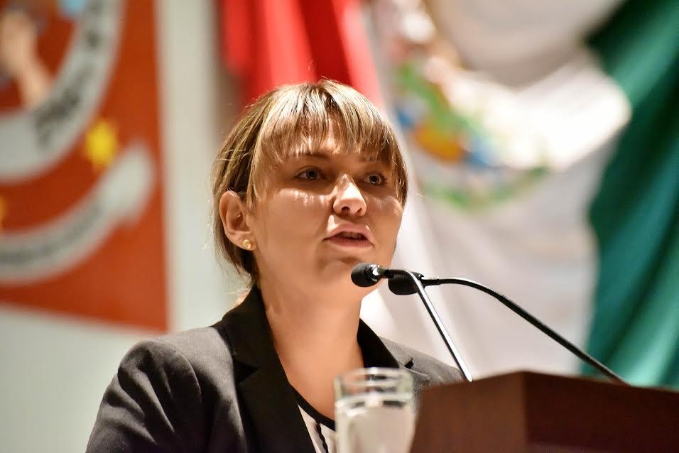 Se pronuncia Leslie Zavaleta por garantizar el derecho a la alimentación adecuada