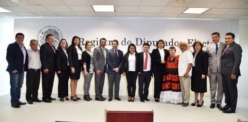 Presentan reformas al Decreto de Presupuesto de  Egresos del Estado para el Ejercicio Fiscal 2017