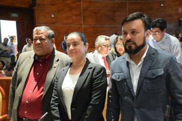 Urge  diputado Alejandro Aparicio  atención a conflicto de Nochixtlán