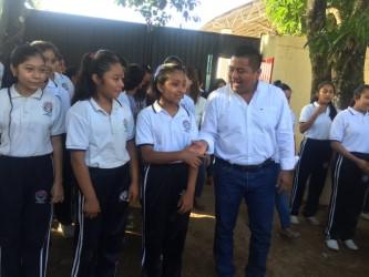 Inadmisible no contar con escuelas dignas: Fernando Bautista Dávila