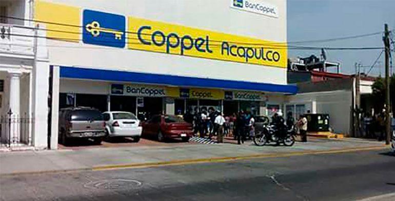 Detienen a 4 para ser investigados por asalto a tienda en Oaxaca