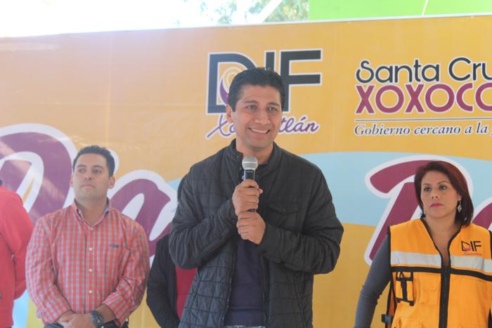 Por primera vez, festival del Día de Reyes arribó a las agencias Esquipulas y Aguayo de Xoxocotlán