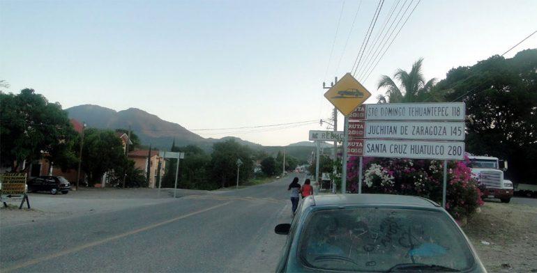 Reportan libre el tránsito en la carretera al Istmo