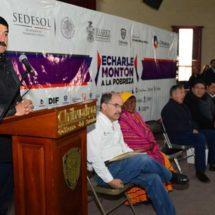 Gobierno de Chihuahua combate pobreza en Ciudad Juárez
