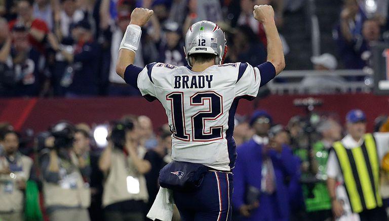 Patriots empata a Cowboys y 49ers con cinco títulos