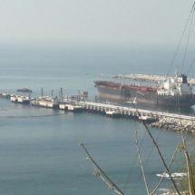Controla Pemex fuga de combustible en la Terminal Marítima