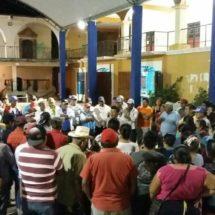 Diputados aprueban elección extraordinaria en Xadani