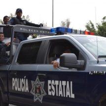 DESPLIEGA SSPO OPERATIVOS PREVENTIVOS Y DE SEGURIDAD EN DIFERENTES PUNTOS DE LA ENTIDAD