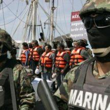 Fuerzas Armadas, seguirán siendo soporte para México: Cienfuegos