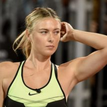 MADRID INVITA A MARIA SHARAPOVA