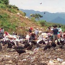 Basurero municipal recibe 200 toneladas de basura diariamente