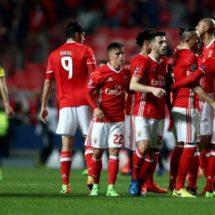 Jiménez y el Benfica se acercan a Cuartos