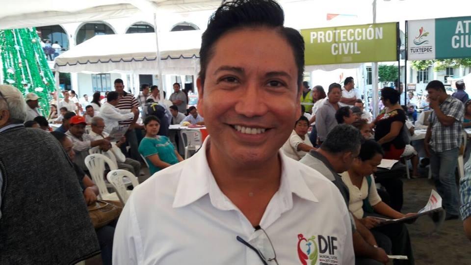 Despiden a Gaudencio Ortiz del DIF