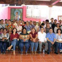 Capacita IAIPO a 23 Ayuntamientos del Istmo de Tehuantepec