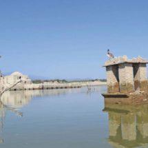 Cierran presa del Istmo 3 meses antes del estiaje; es una sequía histórica, aseguran