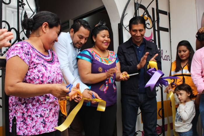 Xoxocotlán tiene un nuevo Centro de Asistencia Infantil Comunitario (CAIC)