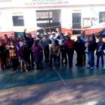 Alternarán autoridades en Nochixtlán, Chazumba